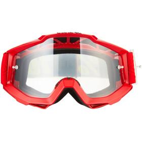 100% Accuri OTG Anti Fog Clear Goggles, saarinen